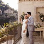 Свадьба Антонины и Олега на Сицилии