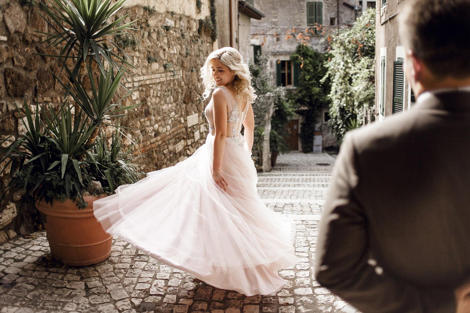 Свадебная фотосессия в Тиволи