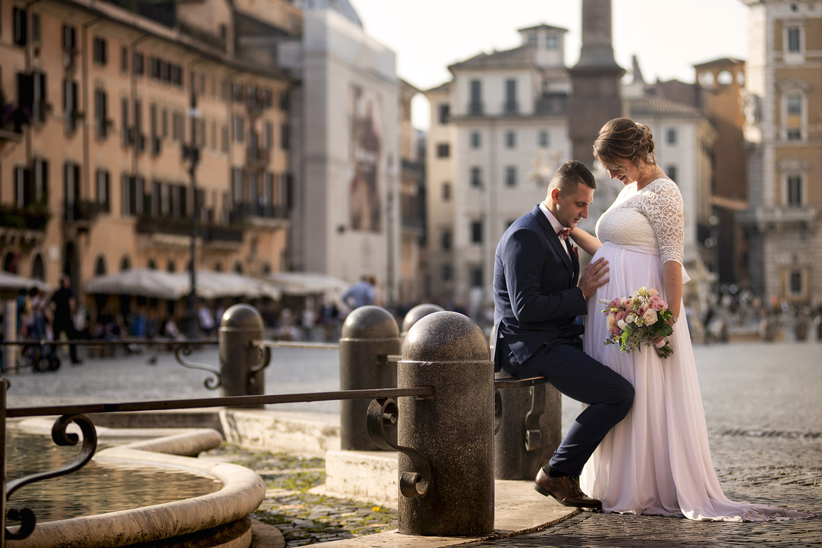 Свадьба Натальи и Ильи. Счастье для троих