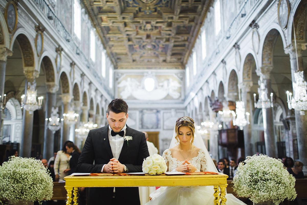 Венчание в Риме
