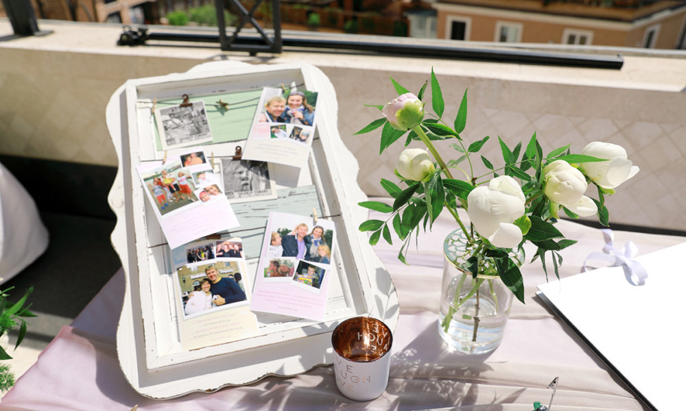 Обновление свадебных клятв