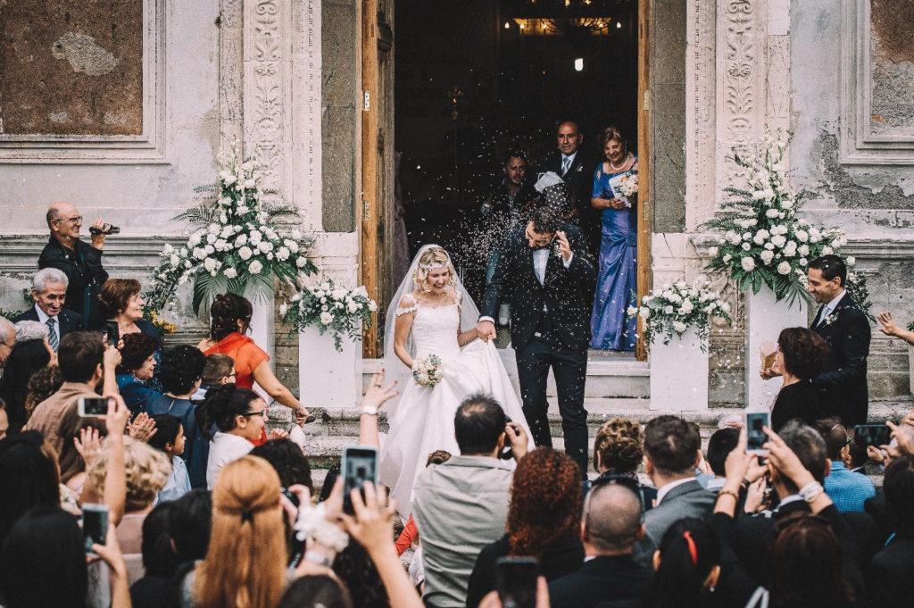 Официальная свадьба на Сицилии