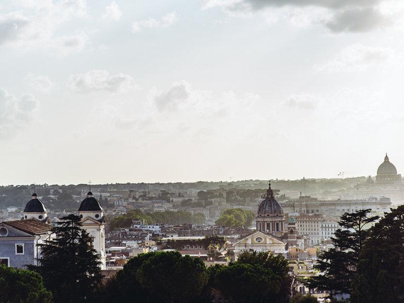 Символическая церемония в Риме с проживанием