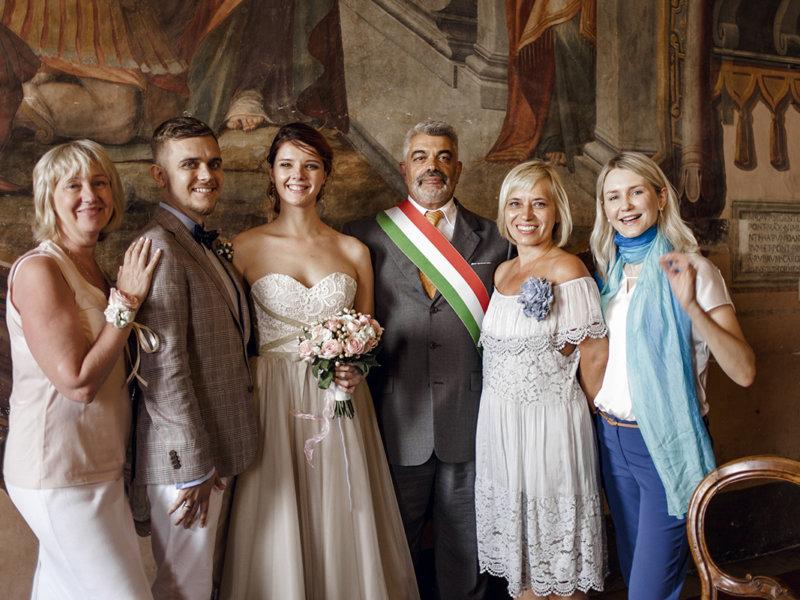 WowItaly Weddings Свадьбы в Италии