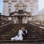 Свадьба в Риме Ирины и Булата