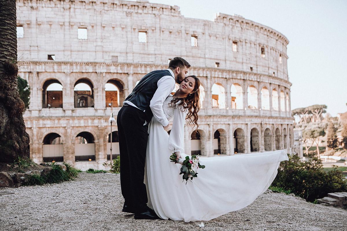 Организация свадьбы в Италии