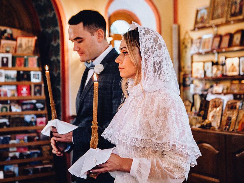 Венчание Ольги и Николая в Риме