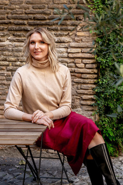 Ксения Чапцева – организатор мероприятий, гид и квест-мастер